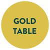 Gold Table - until September 15, 2019