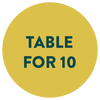 Table for 10