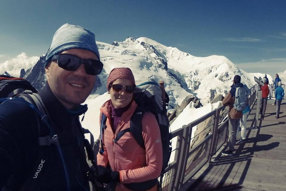 Mission Malnutrition: Mont Blanc 2016